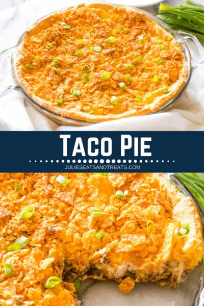Taco Pie Pinterest Image