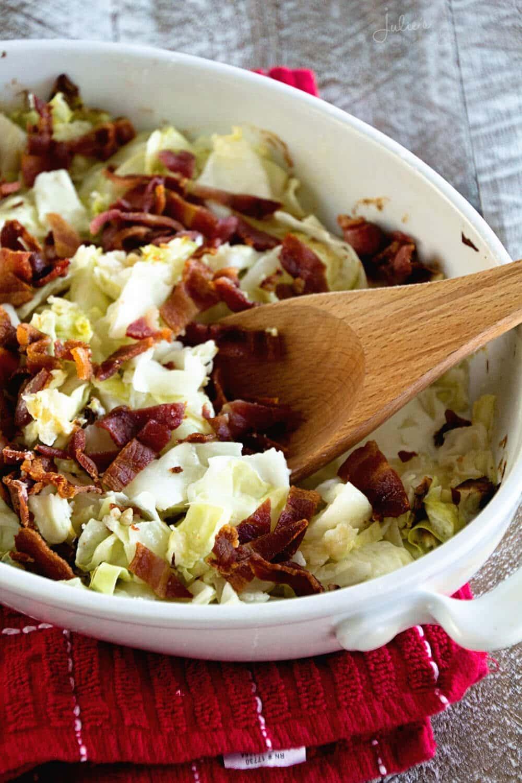 Cabbage Casserole Julie S Eats Amp Treats