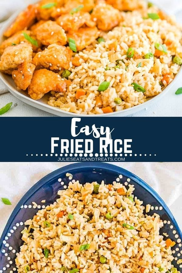 Fried Rice Pinterest Image