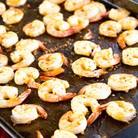 Cajun Broiled Shrimp Recipe ~ Quick, Easy Broiled Shrimp Perfect for a Light & Healthy Weeknight Dinner, Fancy Enough for Date Night and Delicious Enough for a Party Appetizer!