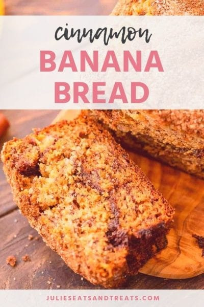 cinnamon banana bread New Pins