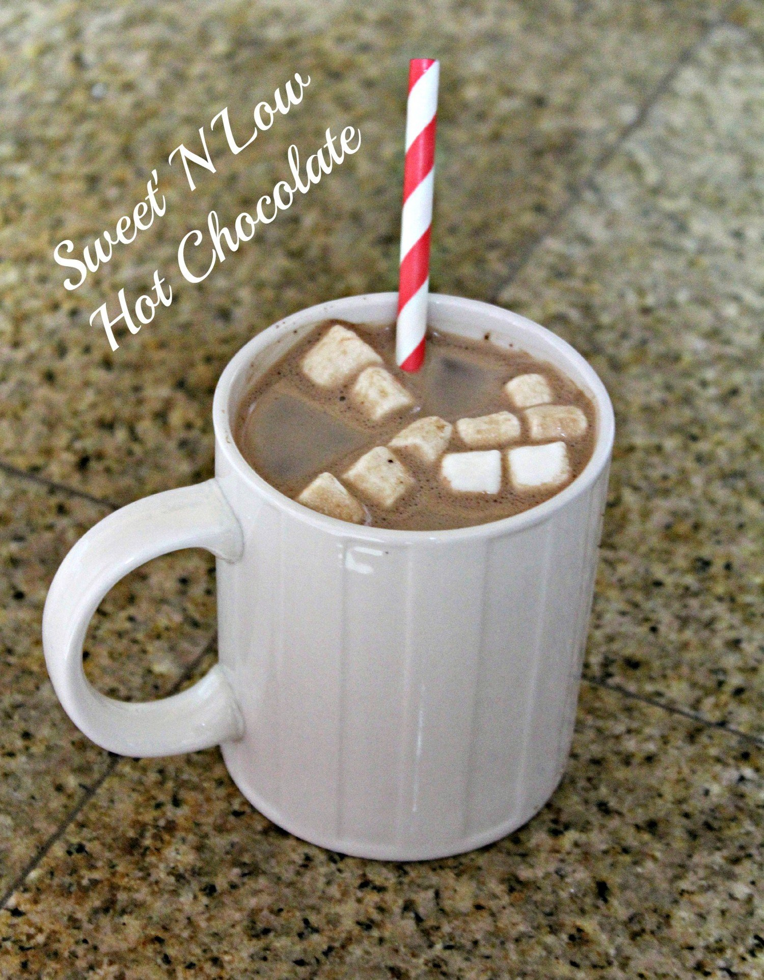 Sweet N Low Hot Chocolate