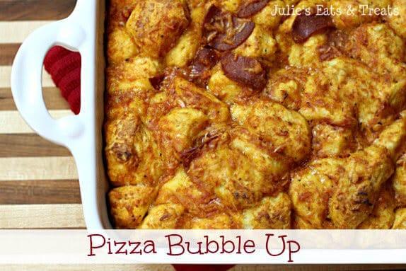 Bubble-Up Pizza Casserole Recipe — Dishmaps