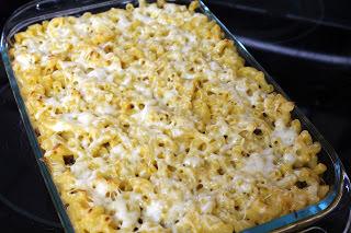 Mac & Cheese Lasagna