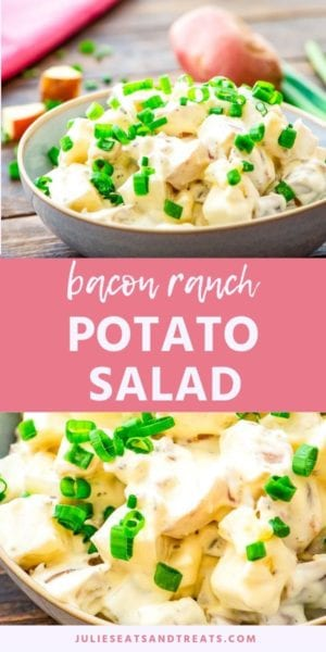 BACON RANCH POTATO SALAD Pins
