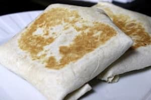 Homemade Crunchwrap