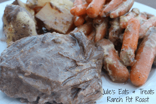 Ranch Pot Roast