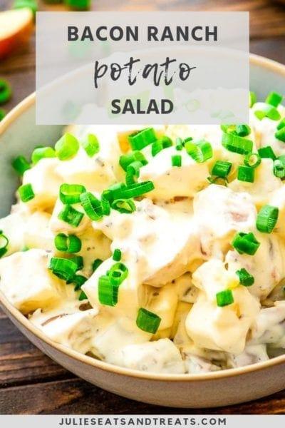 ranch potato salad New Pins