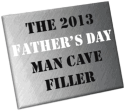 Father's Day Man Cave Filler Giveaway! Get FREE Money!