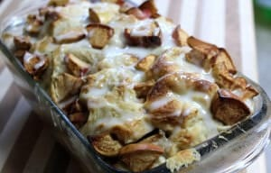 Apple Pull Apart Bread