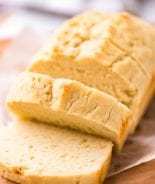 Beer Bread Recipe sliced