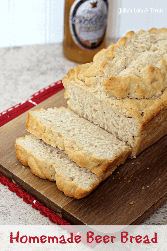 Homemade Beer Bread