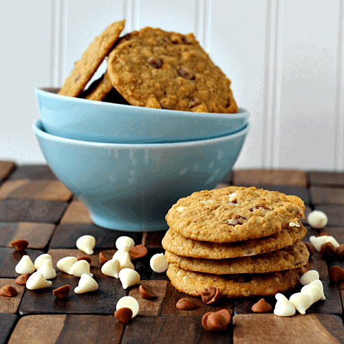Cinnamon Chip Pumpkin Cookies FG