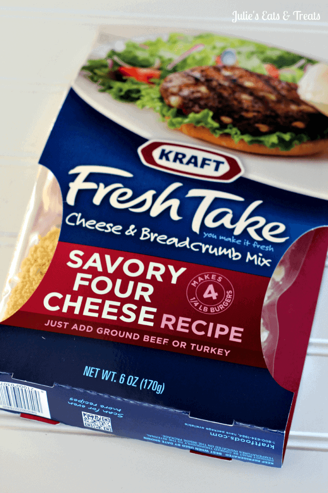 Kraft Fresh Take ~ Savory Four Cheese #shop