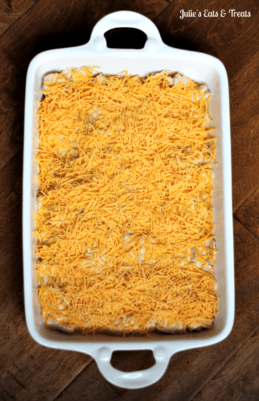 Verde Chicken Tortilla Casserole #shop #krafttastermakers