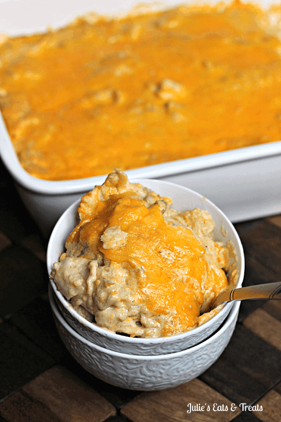Verde Chicken Tortilla Casserole #shop #kraftrecipemakers