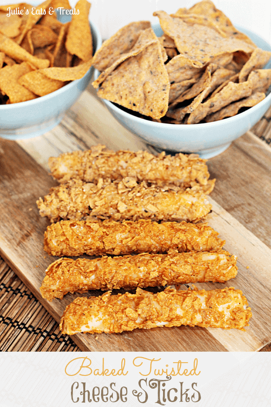 Baked Veggie Chip Cheese Sticks #GiantFlavor
