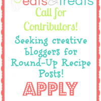 Call for Round-Up Post Contributors!