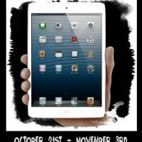 Treat yourself to an iPad Mini! #giveaway