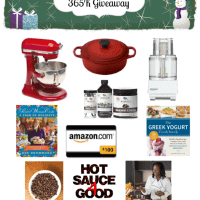365K Days of Baking Giveaway ~ 10 Prizes and 10 Winners!