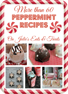 60+ Peppermint Desserts & Beverages to put you in the Holiday Spirit!