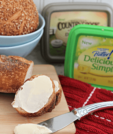 Country Crock® Simply Delicious and I Can't Believe It's Not Butter!® Deliciously Simple™ Review #DeliciouslySimple