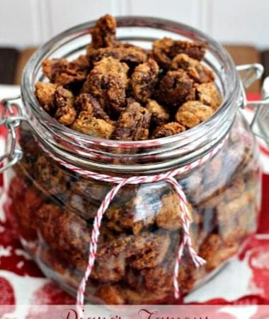Diane's Famous Pecans and a Craftsy Course Review!