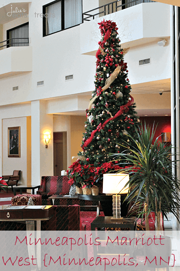 Minneapolis Marriott West {Minneapolis, MN} ~ Where you will be welcomed with a warm friendly smile and enjoy your trip from start to finish!