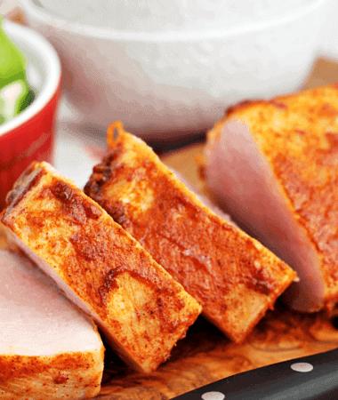 Southwestern Pork Tenderloin