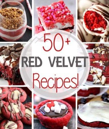 50 of the Best Red Velvet Recipes