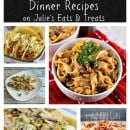 That's right, 50 easy dinner recipes!! Which one is your favorite?? What recipe will be the first one you'll make for your family?