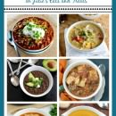 Grab a spoon and dig into 70 hearty soup recipes! Warm, comforting and flavorful soups to have the entire family smiling!