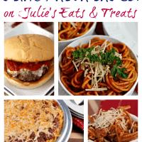 5 Popular Recipes Using Pasta Sauce!