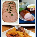 10 Delicious Whole Ham Recipes together in one place for you! Perfect for the holidays or just because!
