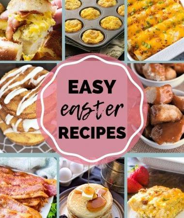 Pinterest Image for Brunch Recipes