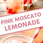 pink moscato lemonade Pins
