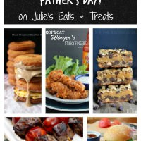 Treat Dad for Father's Day with his favorite foods — meat, bacon, beer and treats!