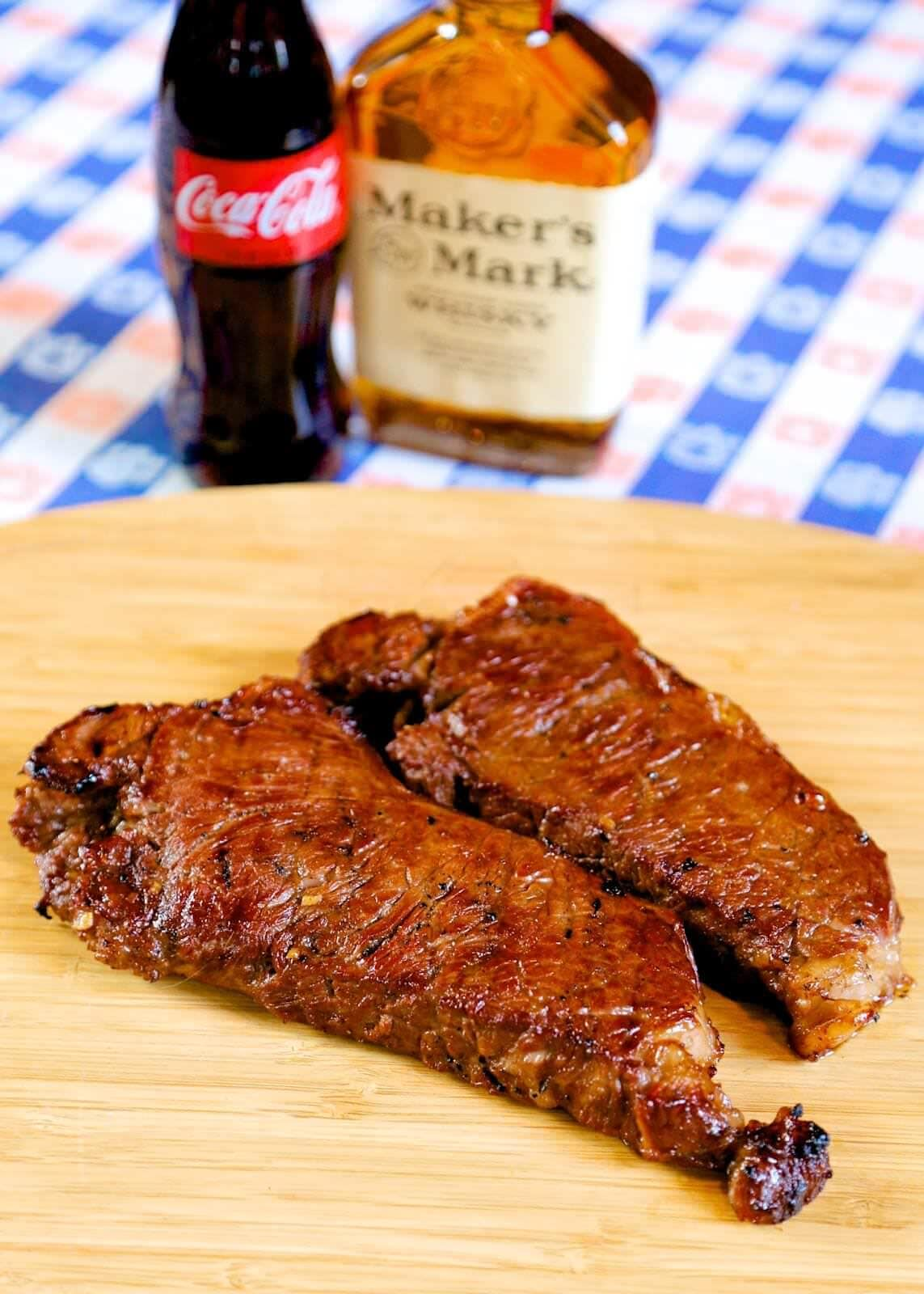 bourbon and coke steak (4)
