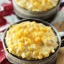 Chili Cheese Corn ~ Put a Kick in Your Corn! Stuffed with Cheese, Chilies, and Cayenne!