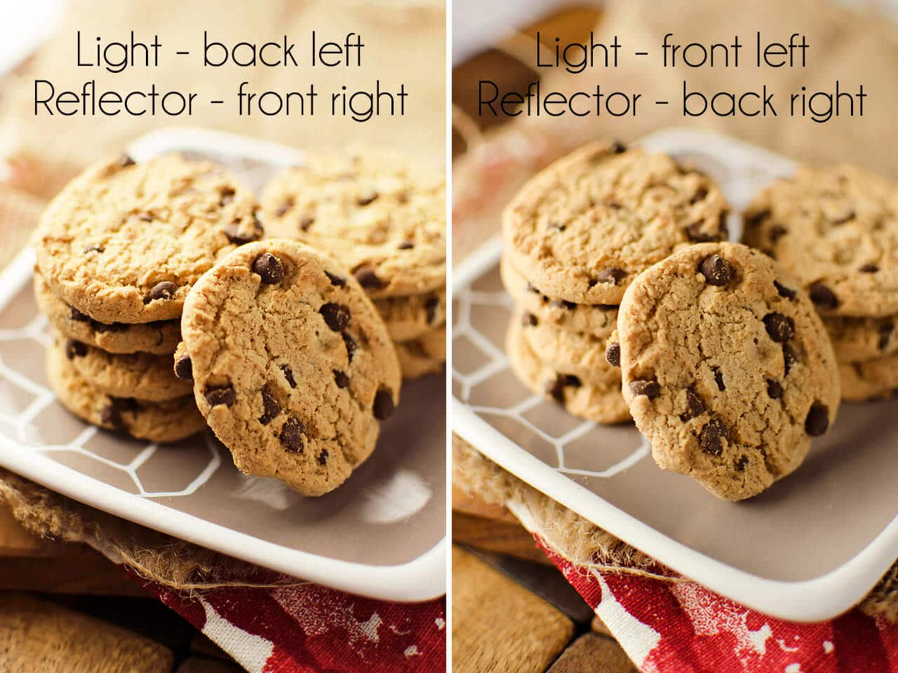 Food Photography Lighting with Artificial Lights!