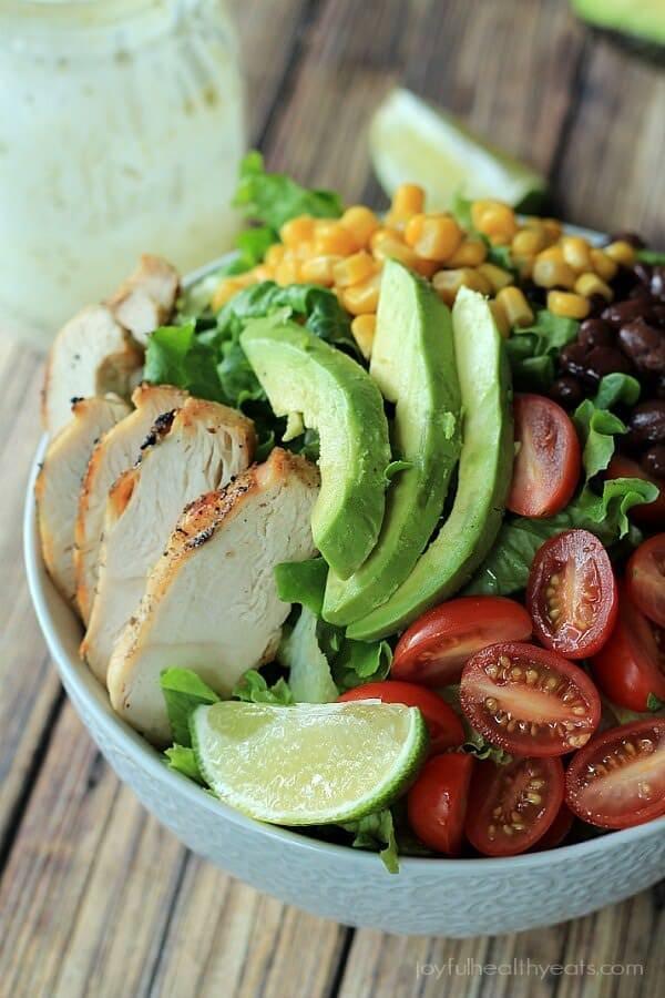 Southwestern Chicken Chopped Salad_1J