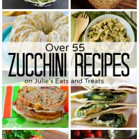 Over 55 Zucchini Recipes from zucchini cake to zucchini lasagna, zucchini is one of the most versatile summer vegetables!