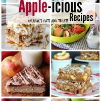 Over 70 Apple-icious Recipes on Julie's Eats and Treats