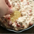 Crock Pot Spicy Sausage Dip ~ Creamy, Delicious Dip Loaded with Sausage and a Kick!