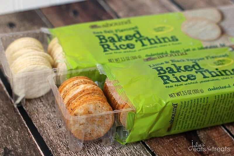 Abound Baked Rice Thins
