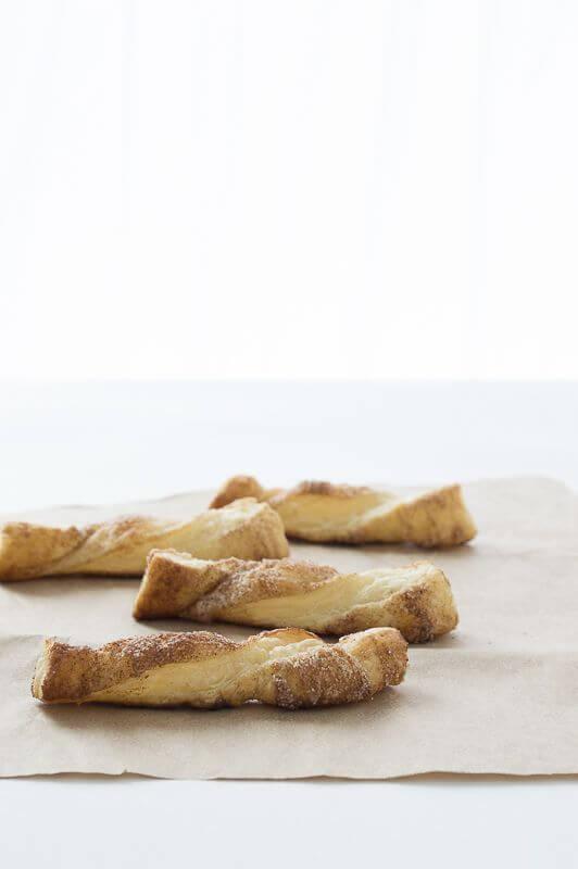 Apple Cinnamon Twists