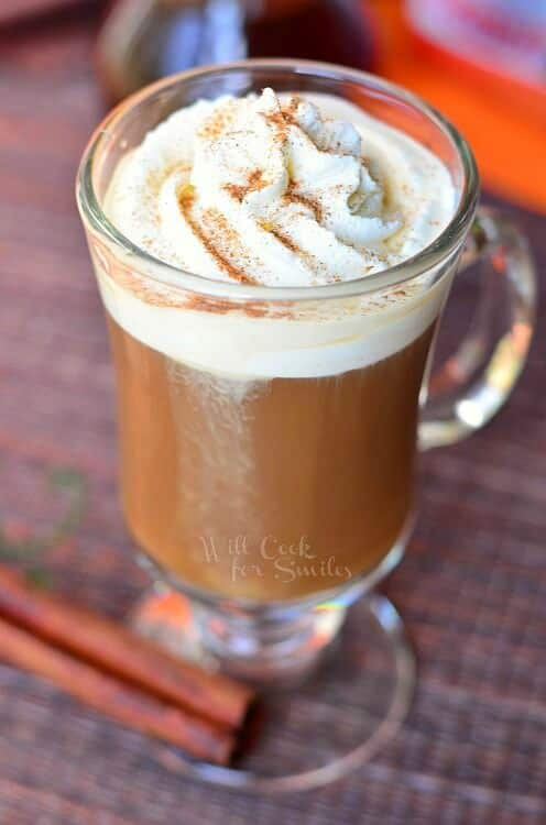 Cinnamon Dolce Coffee Drink