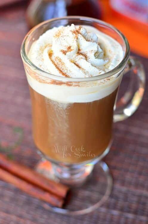 Cinnamon Dolce Coffee Drink