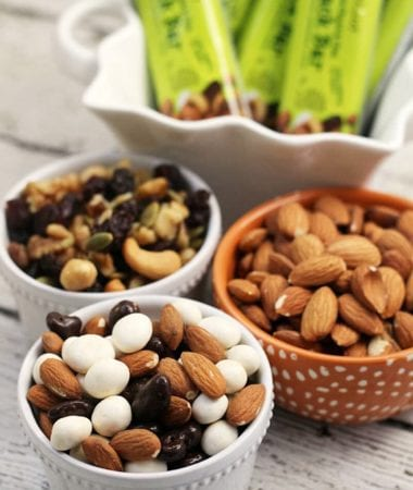 Quick & Easy Snacks for Work with Gold Emblem Abound!