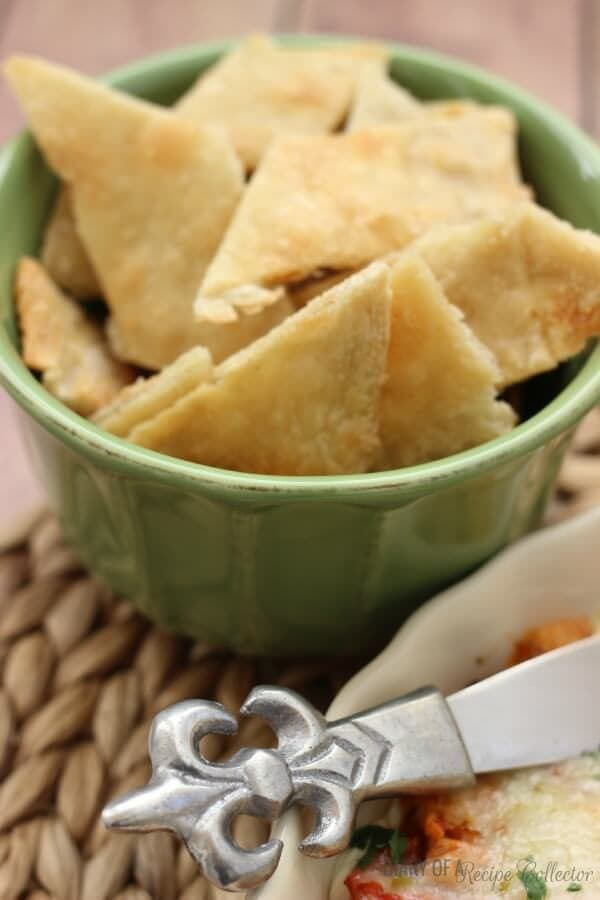 Spicy Pepperjack Dip & Pizza Crust Dippers